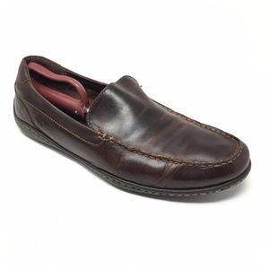 Men's Born Watson Loafers Moccasins Shoes Size 12M